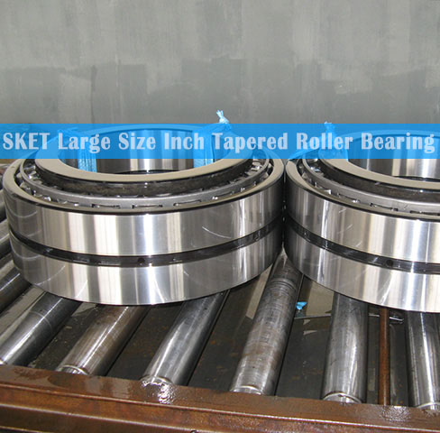 SKET Large Inch Tapered Roller bearings (7)