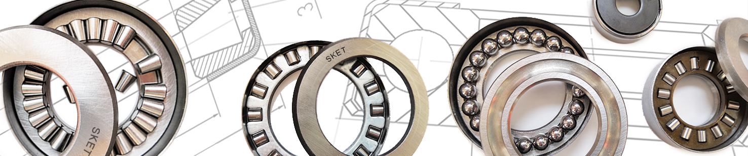 TTC Cageless Thrust Bearings